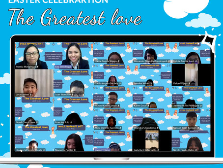 The Greatest Love - Easter Celebration (SMP-SMA)