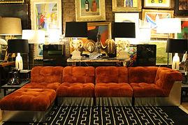 Location mobilier cinéma mode