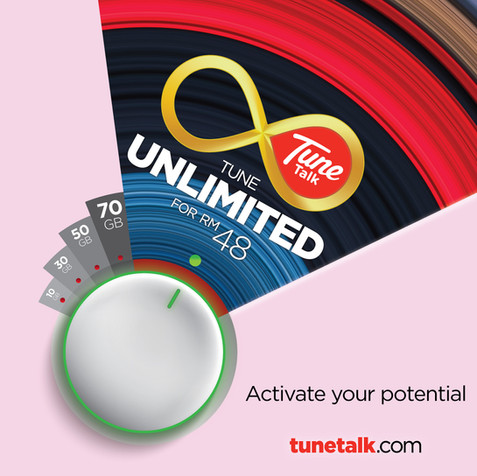 Tune Talk Pre-Launch Campaign 2020