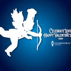 Le Cordon Bleu Valentine's Day Social Post