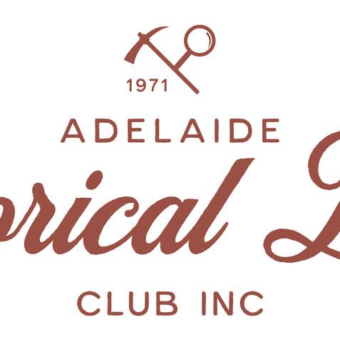 AHBC Vintage logo design