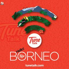 Hello! Borneo Master Art