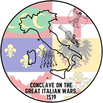 Conclave  on the Great Italian Wars 1519