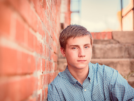 Logan - Senior 2020 - Rusk High School
