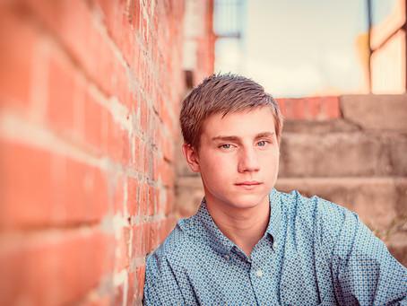 Logan - Senior 2020 - Rusk High School