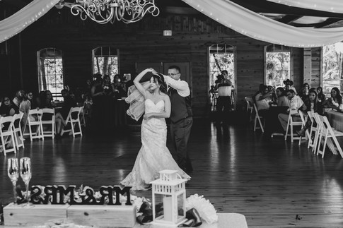 Delma & Jacob Ennis, Texas Wedding