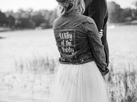 Heather & Richie's Save the Date session was EPIC!!