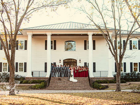 Kylie & Evan's Wedding Day at The Estates at Pecan Park in Tomball, TX