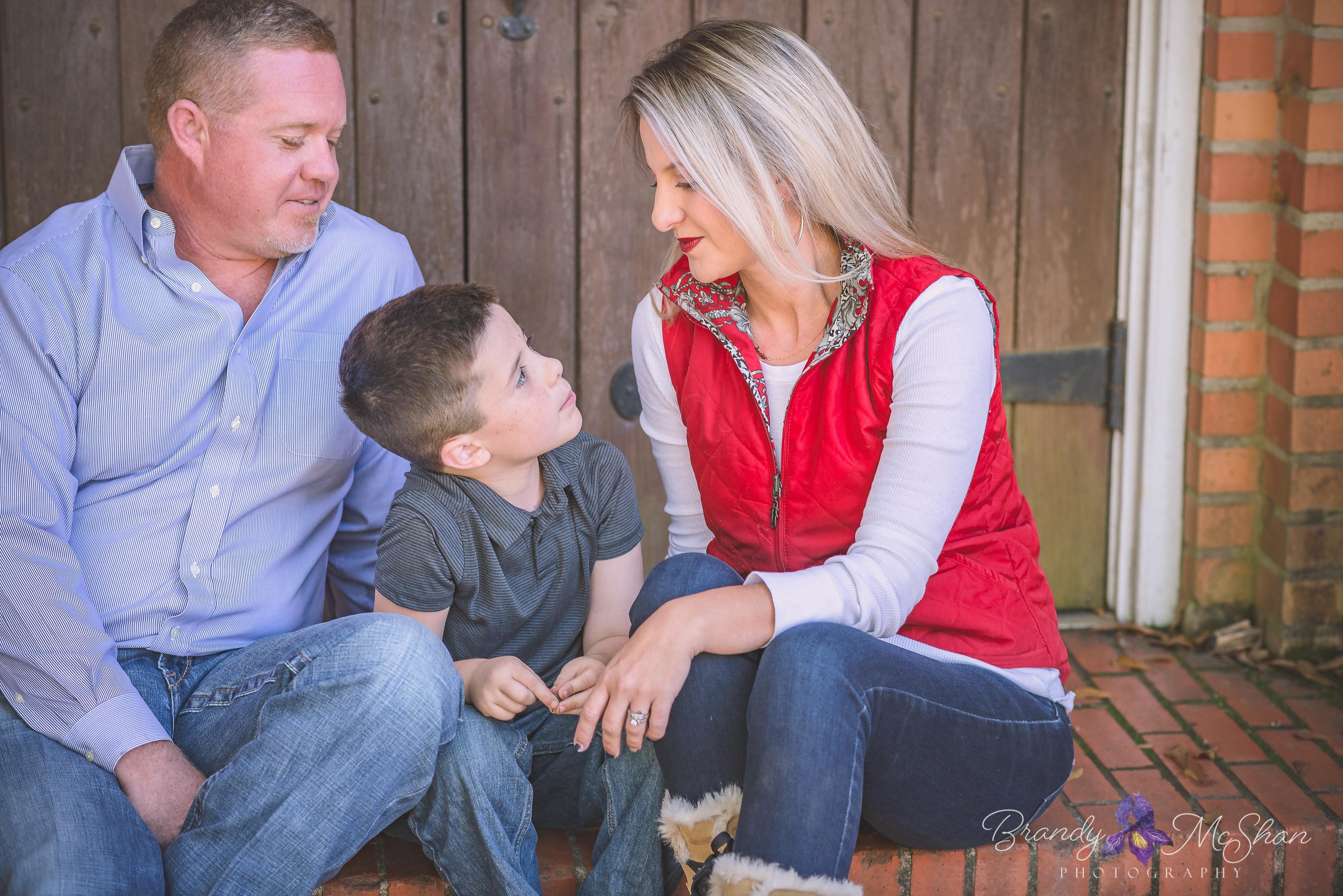 Standard Family Portrait Session