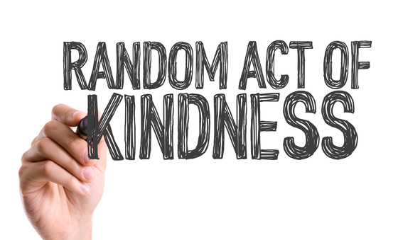 Simple Acts Can Change the World