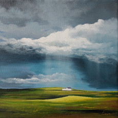 'Ray of Light' 8x8in.