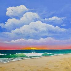 'Beach Sunrise