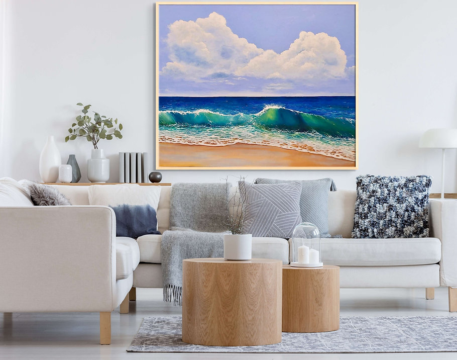 'Ocean Waves'