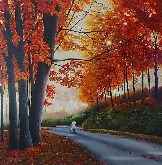 'Winding Road'