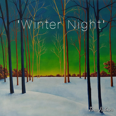 Winter Night SOLD