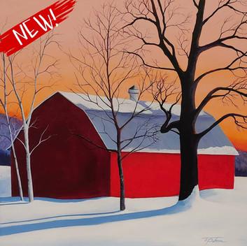 'Winter Song' 24x24