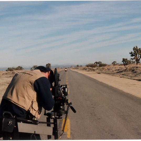 EC on Location Desert
