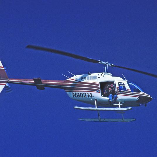 EC Helicopter Photoshoots
