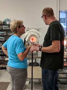 Glass Blowing Class