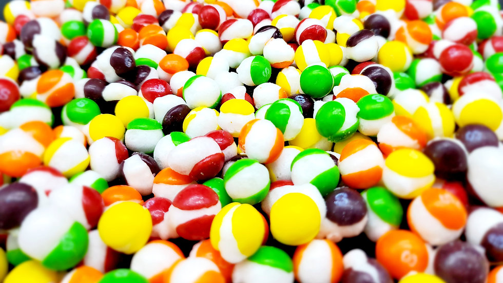 Classic Skittles Freeze Dried