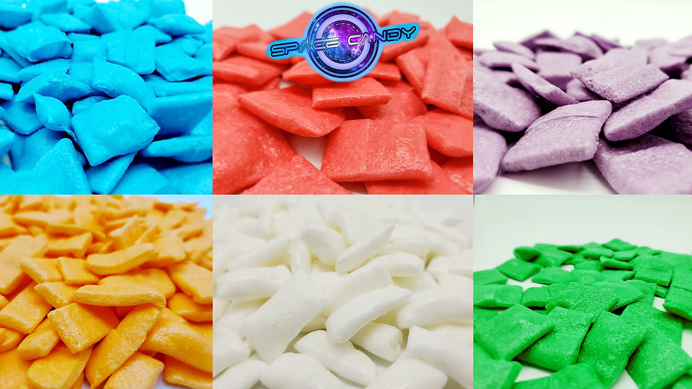 Airheads Freeze Dried, Multiple Flavors