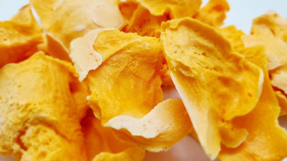 Orange Sherbet Freeze Dried