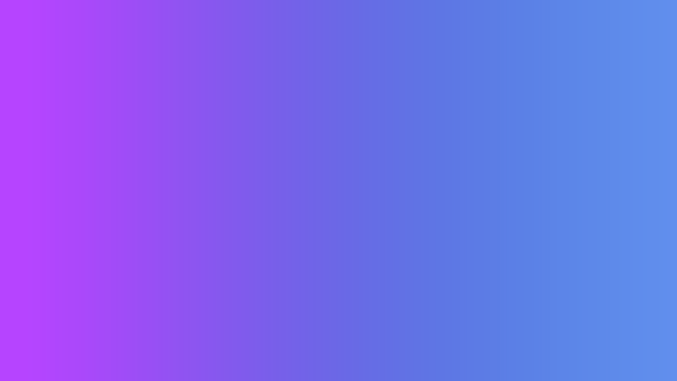 Gradient Purple Blue