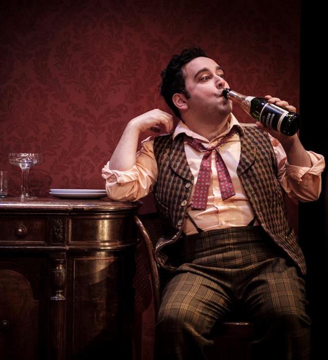 Alexei in The Gamblers