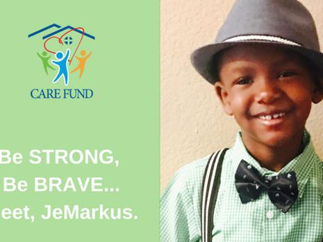 Care Fund Corner: JeMarkus