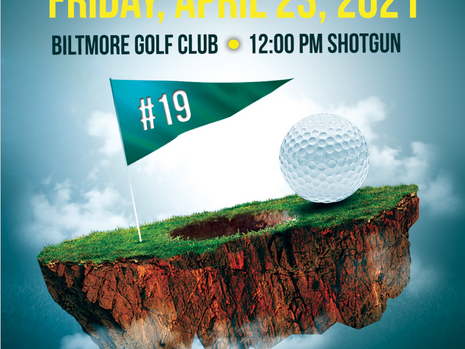 Play Golf? Join Us in a Charity Tournament!