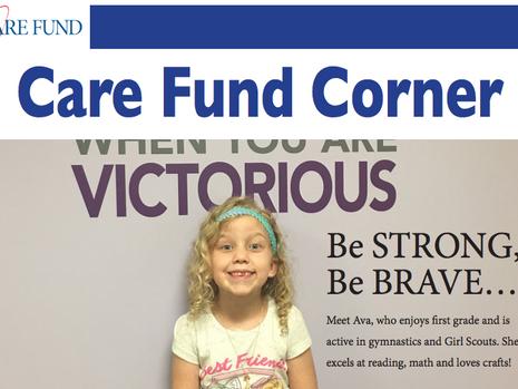 Care Fund Corner: Ava