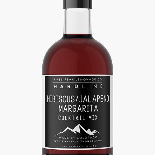 Hibiscus Jalapeno Margarita Mix