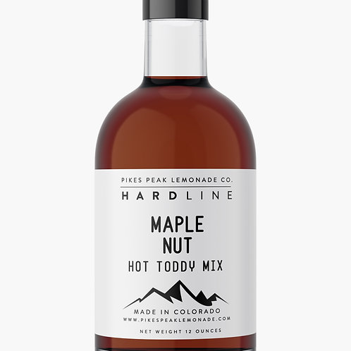 Maple Nut Toddy Mix