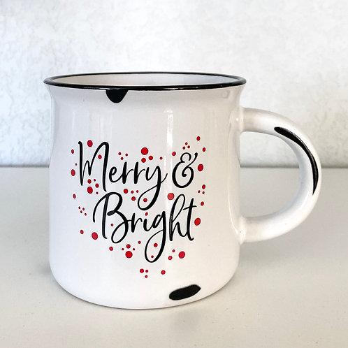 Merry & Bright Mug