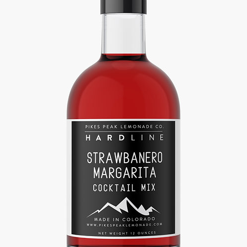 Spicy Strawbanero Cocktail Mix