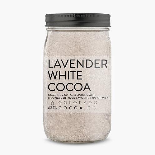 Lavender White Cocoa