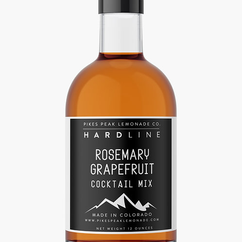 Rosemary Grapefruit Cocktail Mix