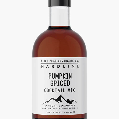 Pumpkin Spiced Cocktail Mix