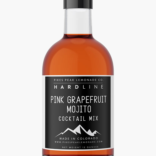 Pink Grapefruit Mojito Cocktail Mix