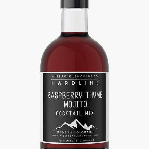 Raspberry Thyme Lemon Drop Cocktail Mix