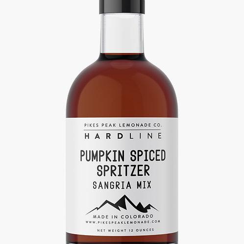 Pumpkin Spiced Spritzer