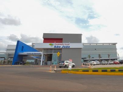 Centro de Operações Farmácias São João