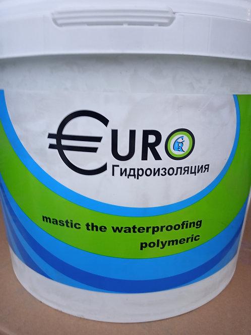 Гидроизоляция EURO 5 л.