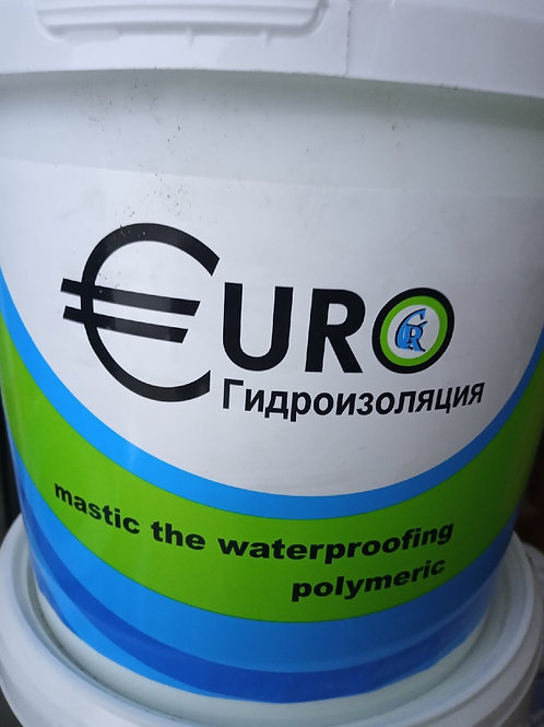 Гидроизоляция EURO 10 л.