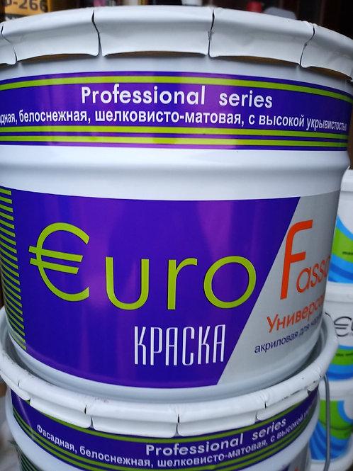 Краска Euro Fassade (BASE C) 10л.