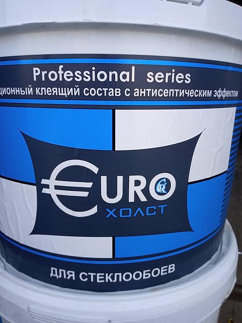 Клей для стеклообоев EUROхолст 10 л.