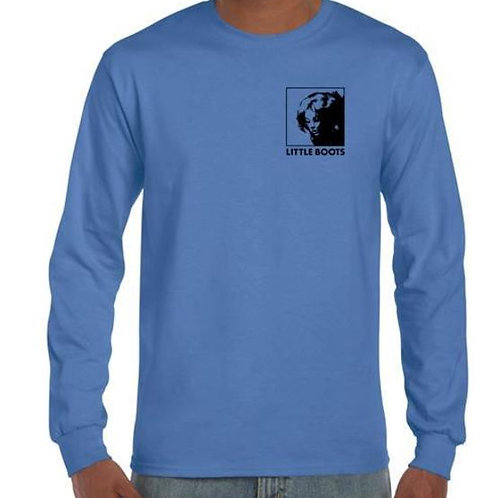 Limited Edition Blue Long Sleeve Tee