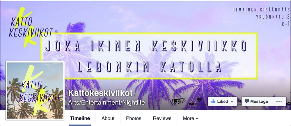 https://www.facebook.com/kattokeskiviikot/
