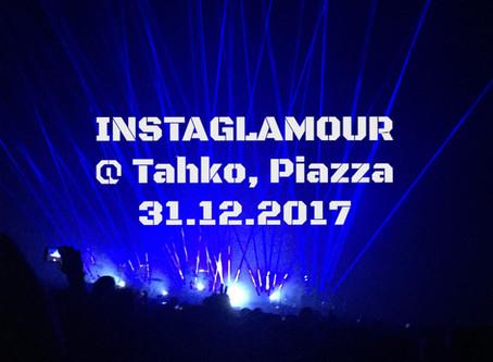 InstaGlamour esiintyy Tahkolla uutenavuotena! (ohessa myös vapaita päiviä kesälle 2018)