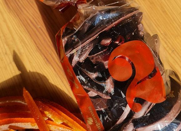 """Orangettes """"queues de singe"""" Sachet de 300 gr."""